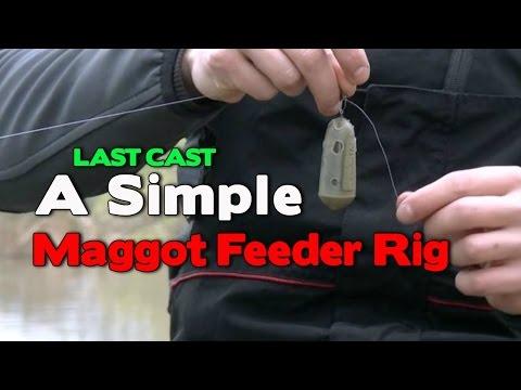 A Simple Maggot Feeder Rig