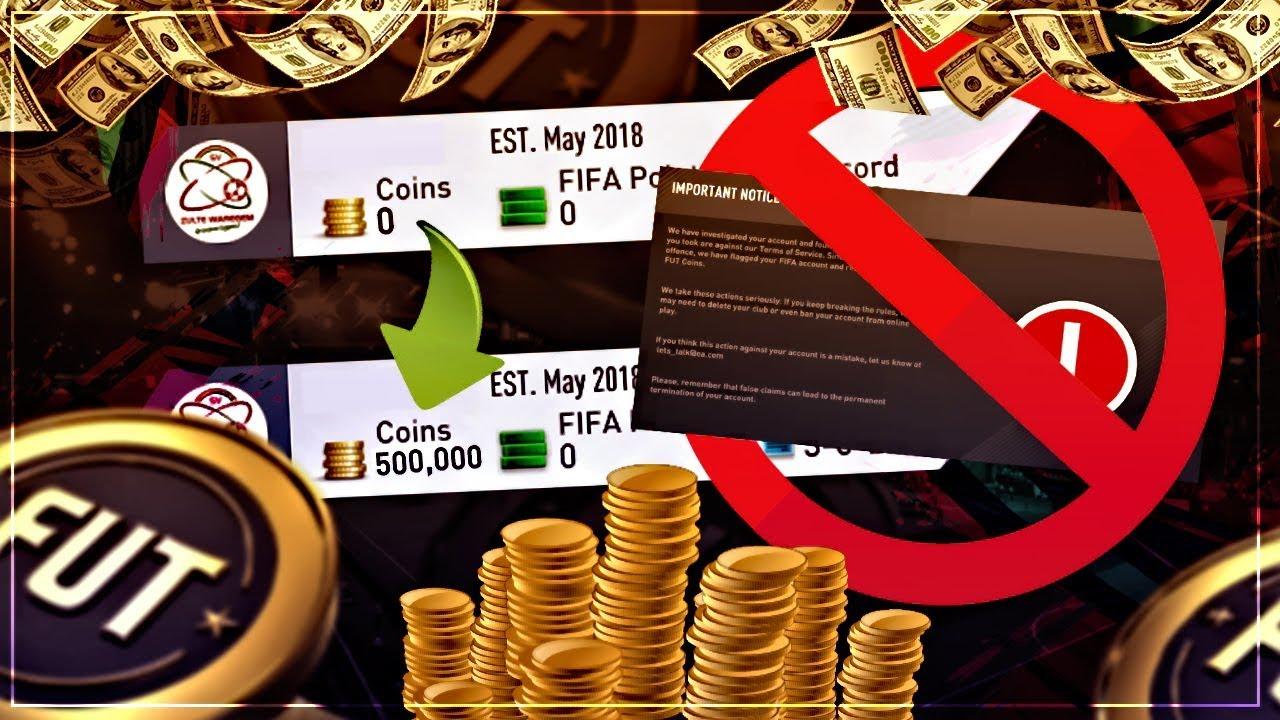 ea coin buying warning