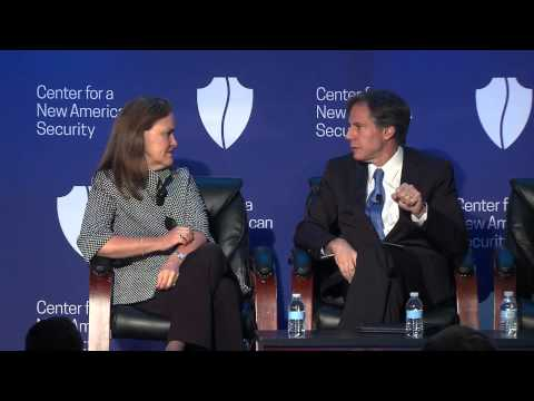 Deputy Secretary Blinken's Remarks at Center for a New American Security