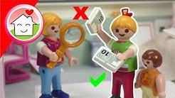 Playmobil Film Familie Hauser - echt oder falsch? - Anna und Lena ermitteln