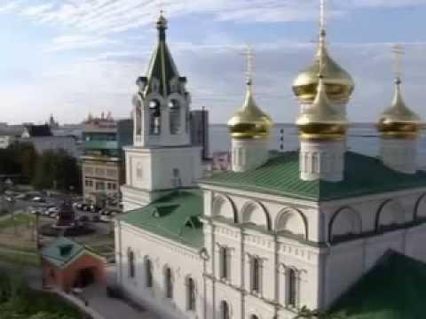 Tours-TV.com: Nizhny Novgorod Kremlin