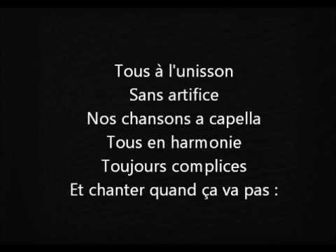 KIDS UNITED Le Monde Nous Appartiendra LYRICS PAROLES HD
