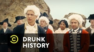 Drunk History - James Cook Returns to Hawaii