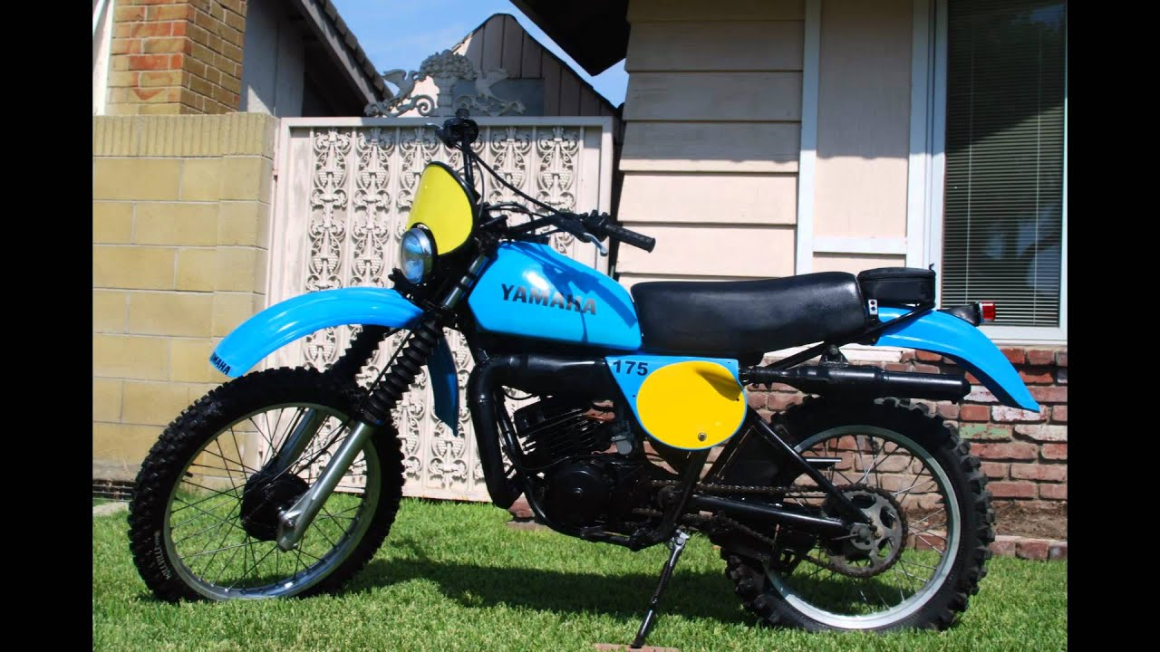 Yamaha It 175 Project All Finished And Ready Youtube