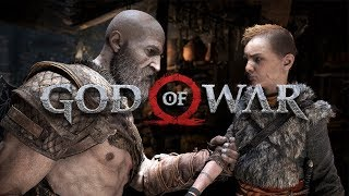 God of War 2018 (10) Skrzydlate elfy