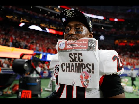 What Auburn said about Georgia after the SEC Championship Game