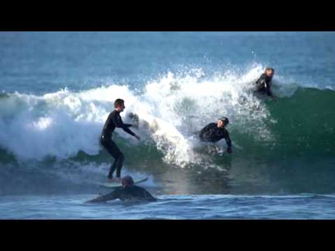Surfing HB Pier | November 23rd | 2019 (REEL)