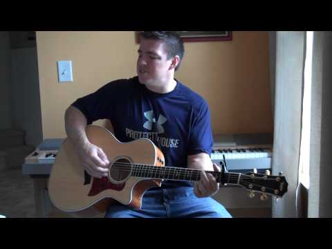 Beautiful One - Jeremy Camp Guitar Lesson (Easy to Play) (Matt McCoy)