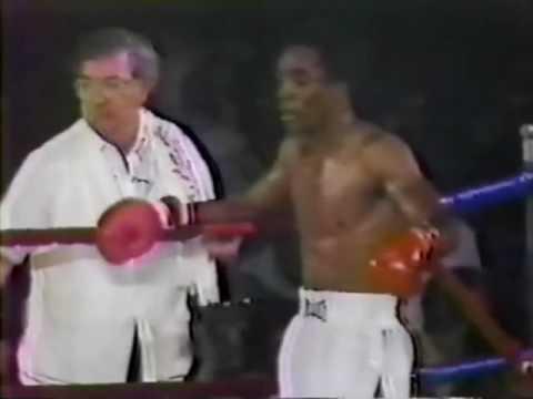 Sugar Ray Leonard vs Rafael Rodriguez 1978 06 03