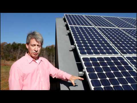 Solar Residential Part 2- Solar Panel Selection and Mounting