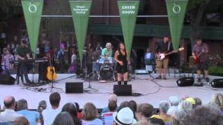 "Green Show: Jane Doe ""Kozmic Blues"" (8/29/14)"