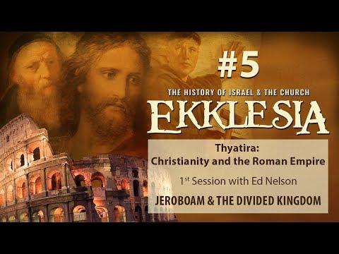 #5 Ekklesia - Session 1 Ed Nelson