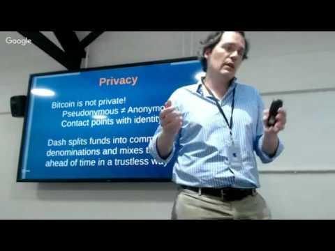 Dash Overview - Madrid Bitcoin Meetup