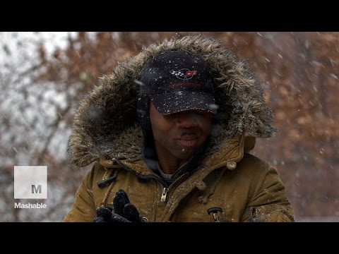 Where NYC's homeless are spending the night of the storm | Mashable