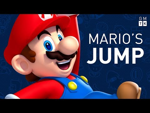 The Secret of Mario's Jump (and other Versatile Verbs)   Game Maker's Toolkit