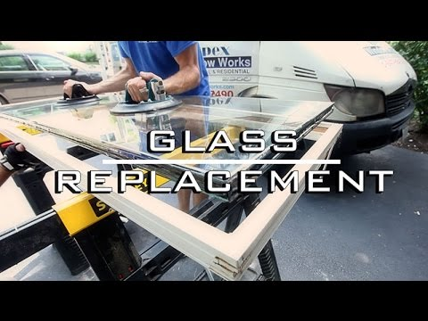 How We Do Window Glass Replacement at Apex Window Werks