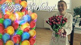 107 Влог День Рождения Ани Бриллиантовый Подарок Антона