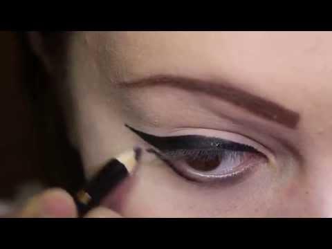 Урок визажа Татьяны Бойко. Схема макияжа от светлого к темному