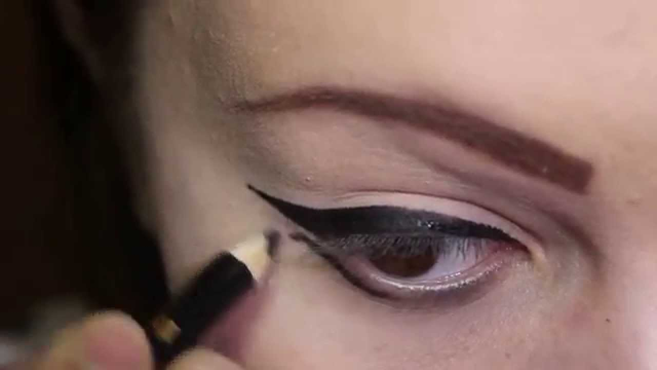 Виды стрелок для глаз и советы новичкам, как их правильно нарисовать