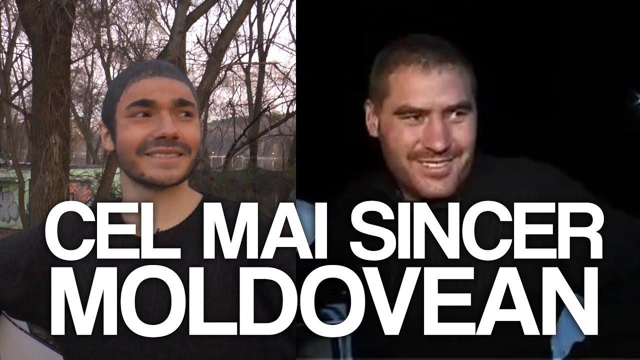 Cel mai sincer moldovean