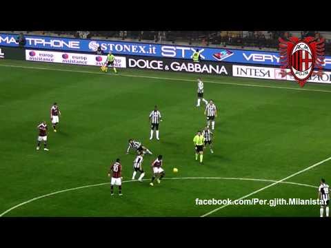 Kevin Constant vs 6 Juventini | Milan 1-0 Juventus | PGJM