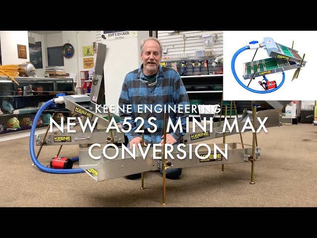Keene A52S Mini Max Conversion