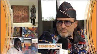 David Brolliet plaide pour le rapatriement des œuvres d'arts sénégalais
