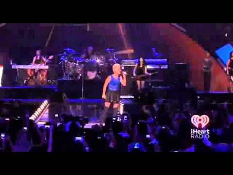 P!nk  Fuckin' Perfect iHeartRadio Music Festival 2012) (HD 1080p) - YouTube22