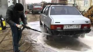 Мойка грязной машины Karcher K 5.55 Jubilee(, 2012-01-10T10:37:46.000Z)