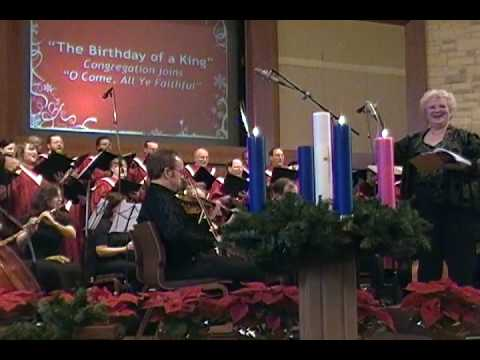 The Birthday Of A King (O' Come All Ye Faithful) - Covenant mp3