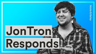 JonTron Responds — JonTron Chats to H3H3 about his Disappearance from YouTube and Online Debate