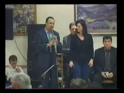 ΣΟΦΙΑ ΒΩΤΤΑ, ΚΛΑΡΙΝΟ Κ. ΑΡΙΣΤΟΠΟΥΛΟΣ  ΑΡΓΟΣ 2006