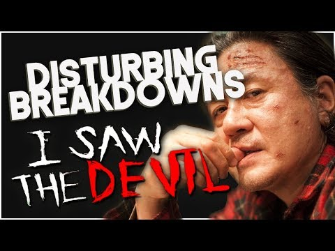 I Saw the Devil (2010) | DISTURBING BREAKDOWN