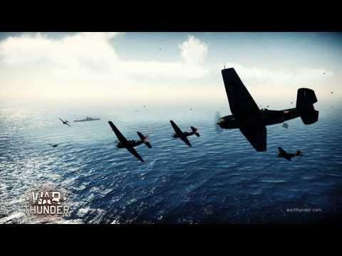War Thunder : In Game Soundtrack 12 Debut Trailer