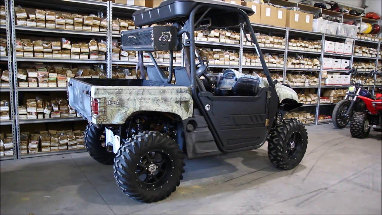 Yamaha Rhino Yxr 660 Used Parts