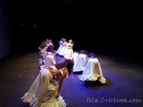 Gala Fin de Curso Escuela Municipal de Baile Flamenco – Inés Romero