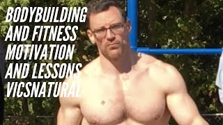 Bodybuilding and Fitness motivation. This is Serious. Vicsnatural