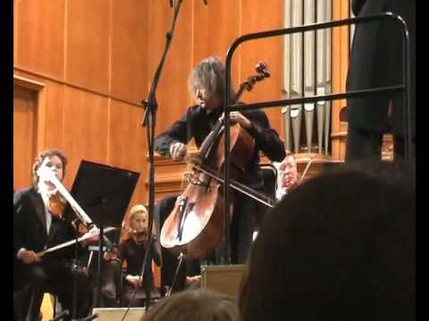 Alexandre Knyazev - Saint-Saens Cello concerto ?1 mov1
