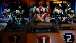Power Ranger A la velocidad de la luz y La Galaxia Perdida | Omega Megazord vs Trakeena