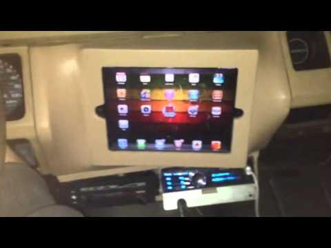 Jeep Yj Ipad Dash Install First Ever Youtube