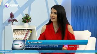 Bud-çanaq oynağı protezləri və reviziyası - Həkim İşi 05.10.2018