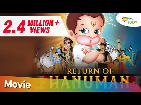 Return of Hanuman (English) - Full Movie -...