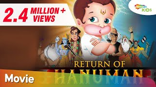 Return of Hanuman (Englisch) - Full Movie - Hit-Animierte Film - HD