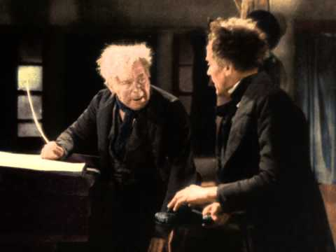 A Christmas Carol - Restored and In Color! - Trailer