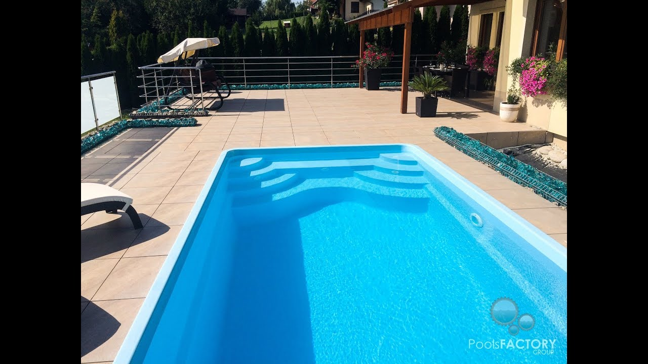 1 Poolsfactory Group Gfk Pool Schwimmbecken Lohnt Es Sich Einen