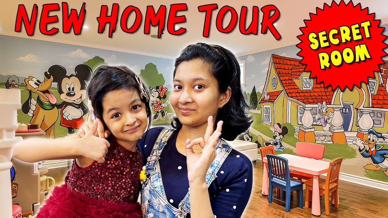 New Home Tour 🏡 | Cute Sisters Lifestyle | Cute Sisters