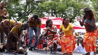 Mozambican Dance & Music