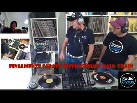 Radio Cyrus ,DJ Cyrus & Paul Train  to Jack Folly Radio Alcatraz