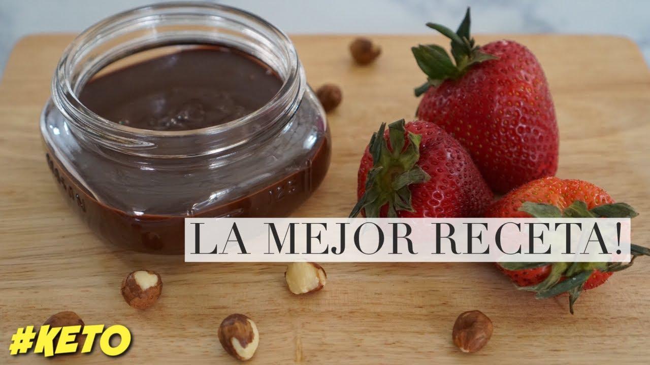 Chocolate sin azucar dieta cetogenica