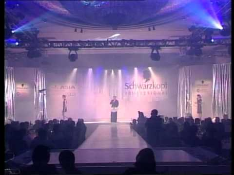 Schwarzkopf Professional Asia Hairdressing Awards 2003 - Part 1